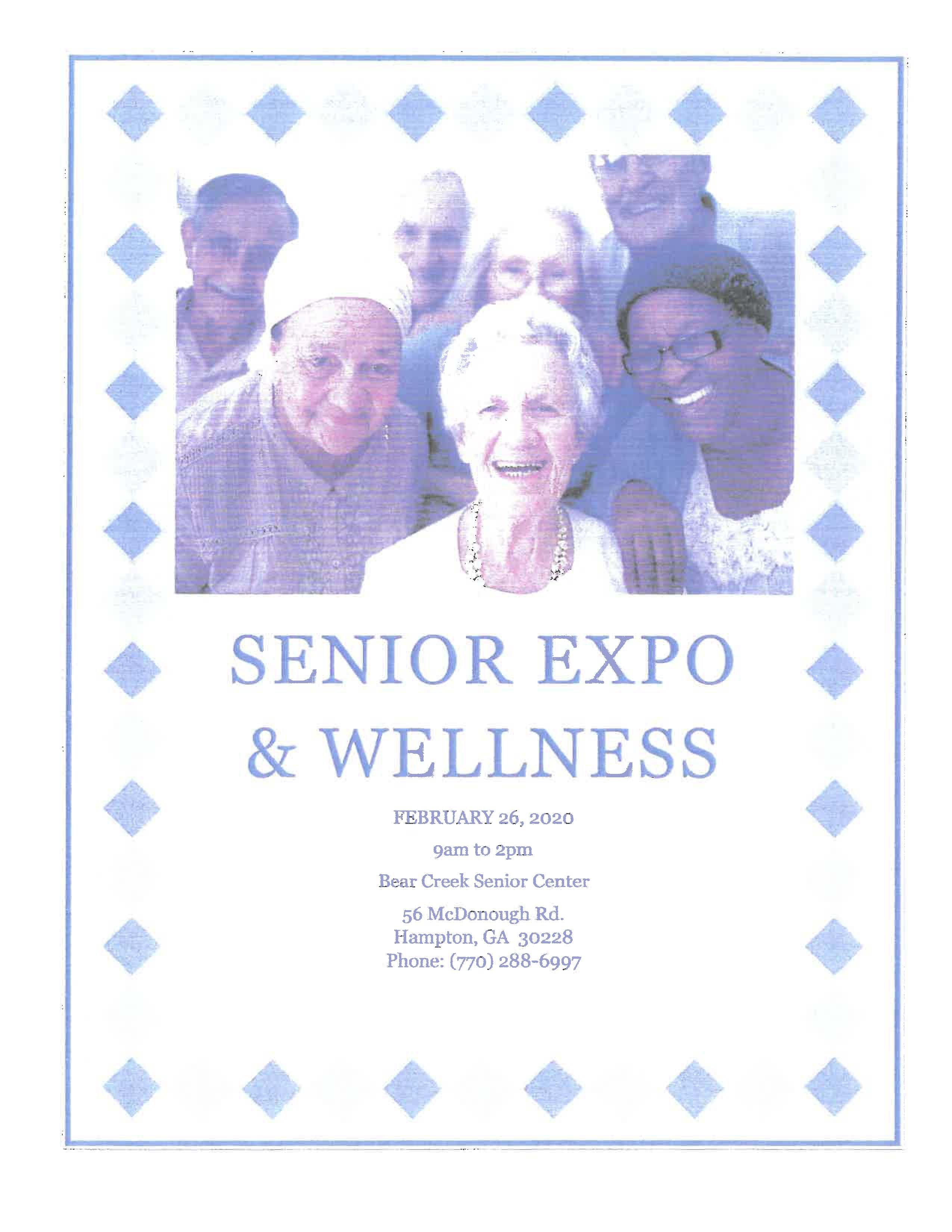 Senior Expo and Wellness