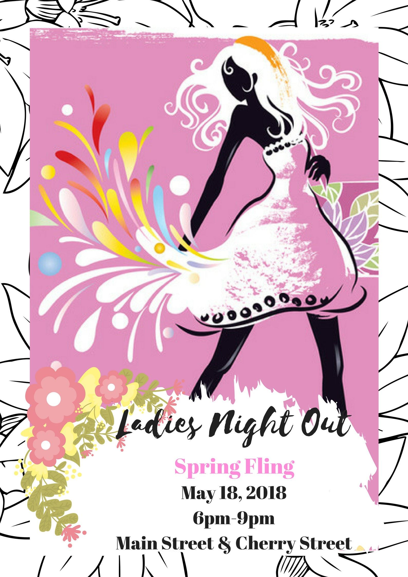 LADIES NIGHT MAY 2018